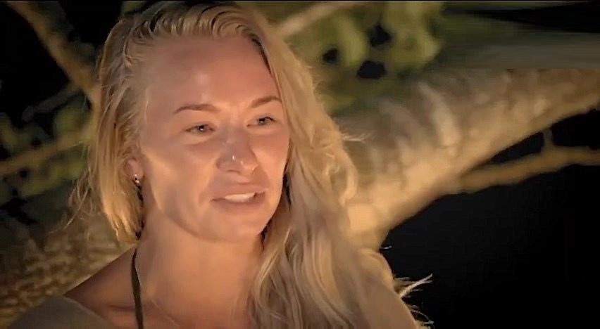 Женя Искандарова победительница шоу Остров героев ТНТ
