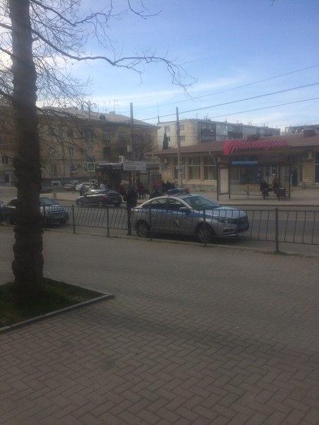 Город Севастополь ДПС улица Адмирала