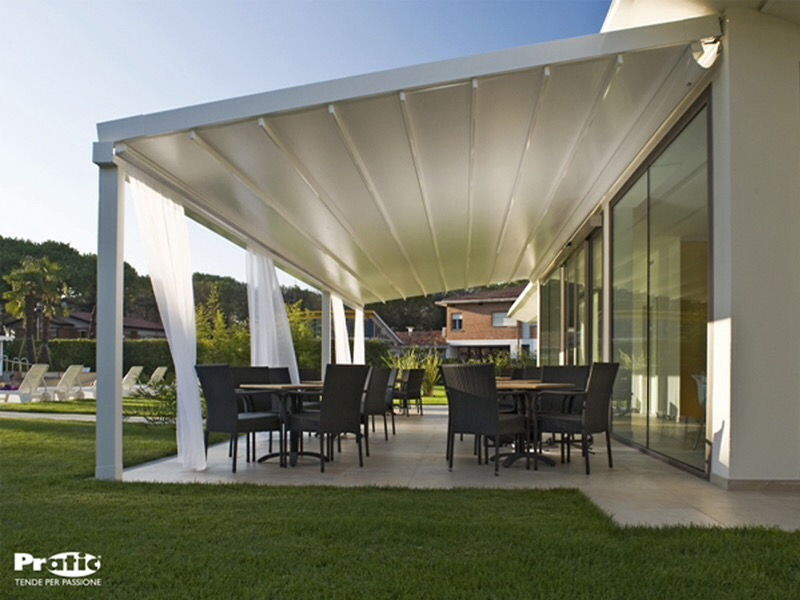 Pergola Awning Models Comparison Retractable Awnings