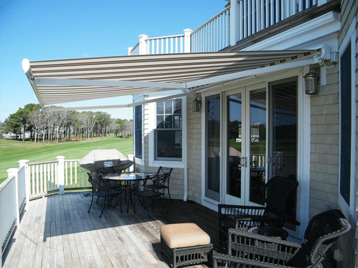 suntube retractable patio deck