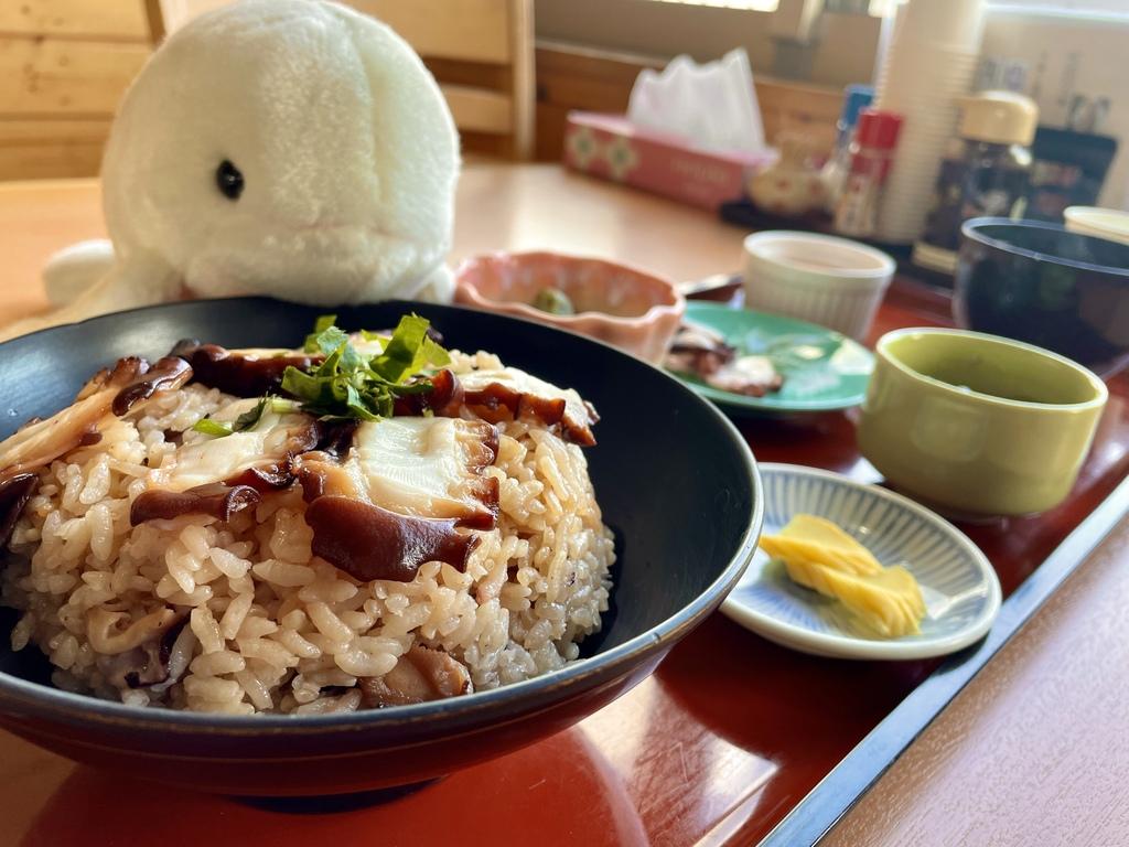 【国東市 レストラン美浜】地元獲れ!新鮮タコの「たこめし膳」がオススメ✨道の駅くにみ隣接