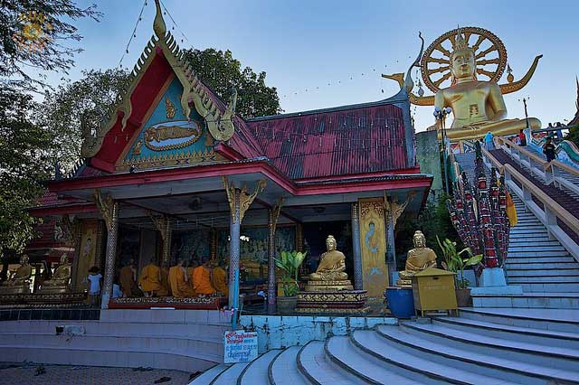 Big Buddha Ko Samui