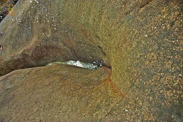 Ko Samui Großmutter Felsen