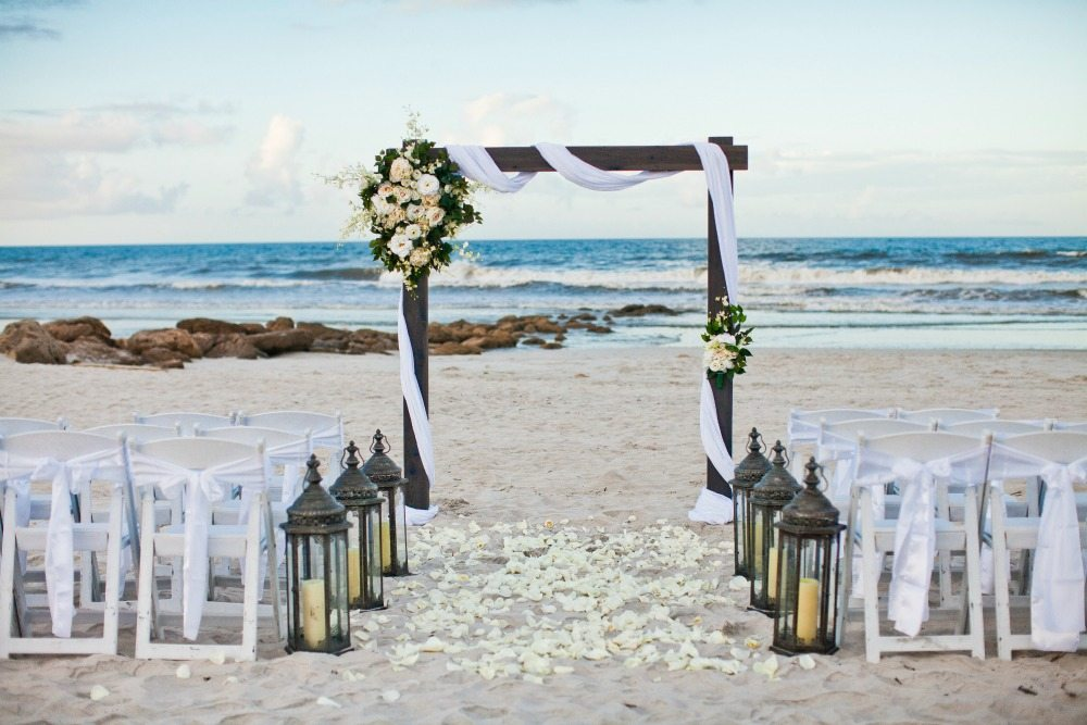 Beach Themed Wedding Reception Ideas