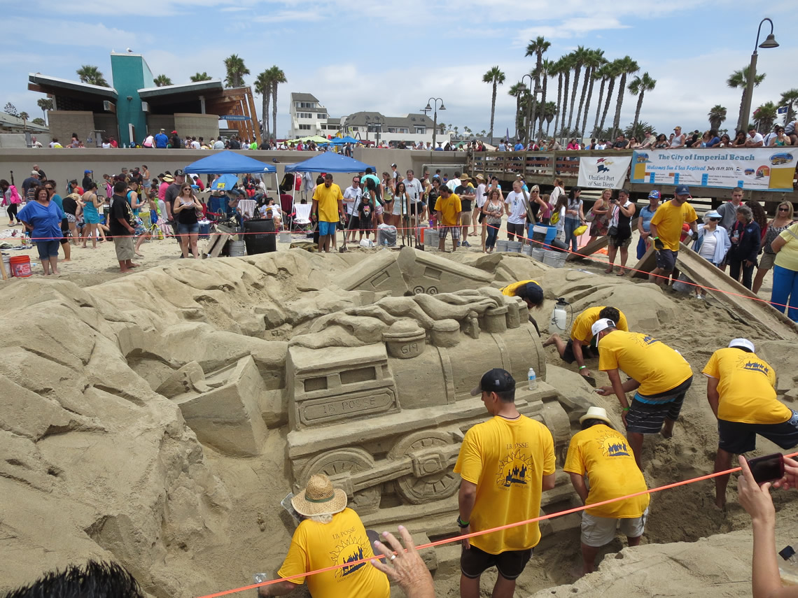 2015 Imperial Beach Sun & Sea Festival