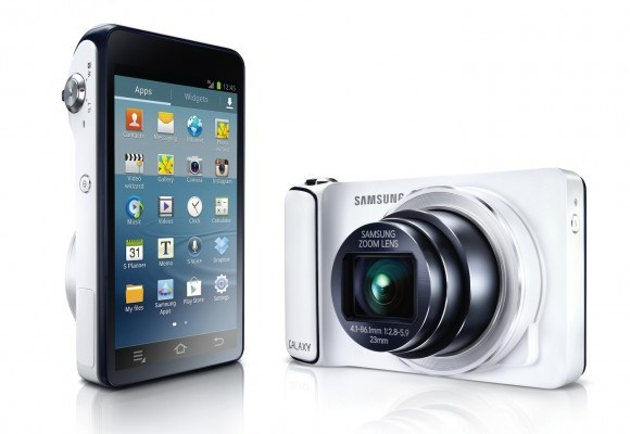 Samsung Galaxy Camera #Review: Why my DSLR still sits in its bag since CES
