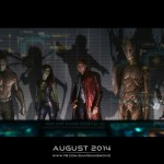 First Guardians of The Galaxy Trailer released #Marvel