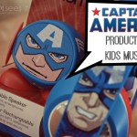Captain America Items Kids Will Love #Marvel
