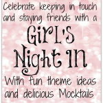 Celebrate Friends With Girl's Night In Mocktails