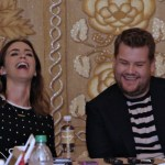 Exclusive Interview With Emily Blunt And James Corden #IntoTheWoodsEvent