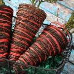 Rustic Decor Craft: DIY Twine Carrots For Easter