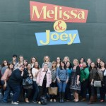 Exclusive Photos: Set Visit With ABC Family's Melissa & Joey | #ABCFamilyEvent