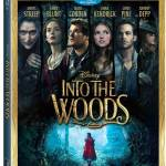 Disney's Into The Woods On Blu-Ray And Digital HD!