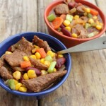 Saddle Up For Crock Pot Cowboy Stew