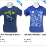 Giveaway: Get Your Geek On With Super Hero Stuff.com #AntManEvent
