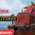 DreamWorks Is The Creator Of The Newest Netflix Children's Show #StreamTeam