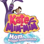 As Mom Sees It Announced As A Kate & Mim-Mim Mom Blogger Ambassador