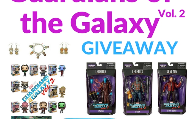 The Ultimate Guardians of the Galaxy Vol. 2 Giveaway