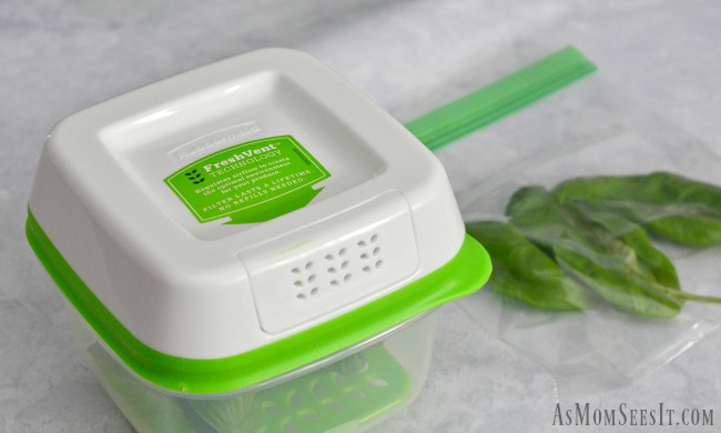 How To Keep Produce Fresher Longer And Save Money With Rubbermaid FreshWorks