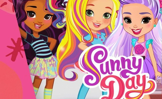Get Stylin' With Sunny Day And Her Animated Friends On Nickelodeon