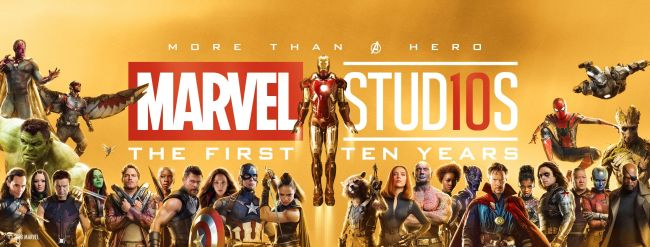 A new interactive site celebrates the first decade of Marvel Studios