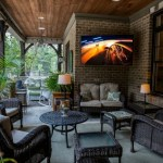 Bring Entertainment Outside With SunBriteTV Outdoor TVs From Best Buy