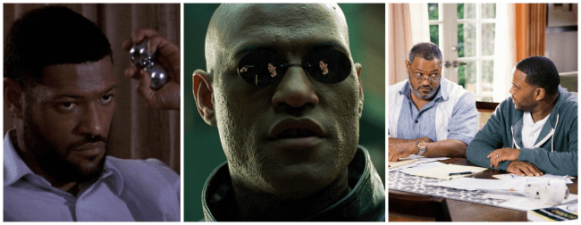 Laurence Fishburne has had many iconic roles, now stars as Dr. Bill Foster in Ant-Man and the Wasp