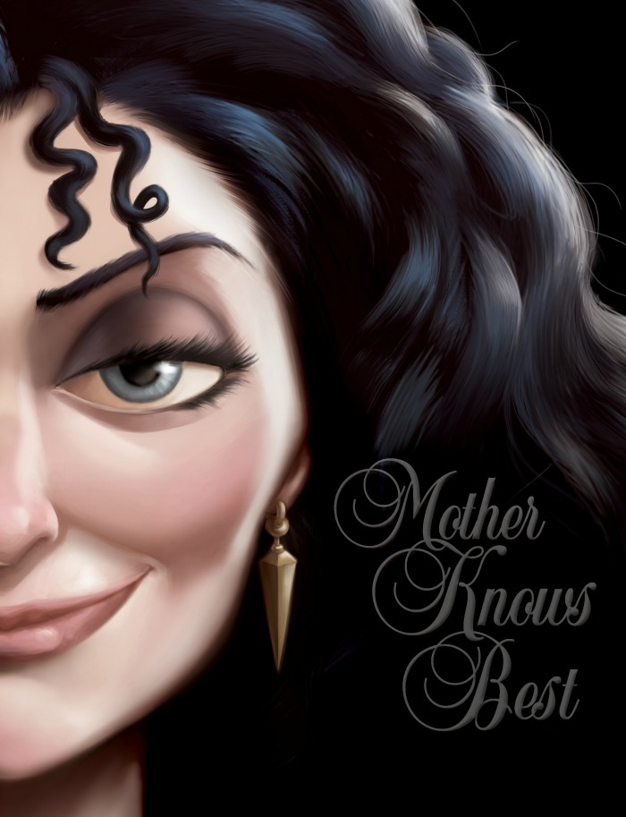 Mother Knows Best, the backstory of Mother Gothen in the Disney Villains Book Series