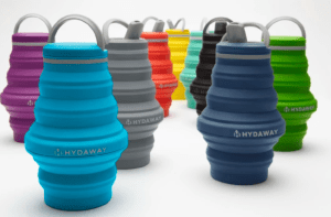 Hydaway Collapsible Water Bottles