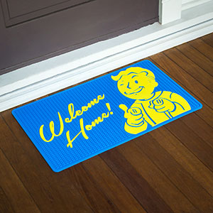 Fallout Welcome Mat