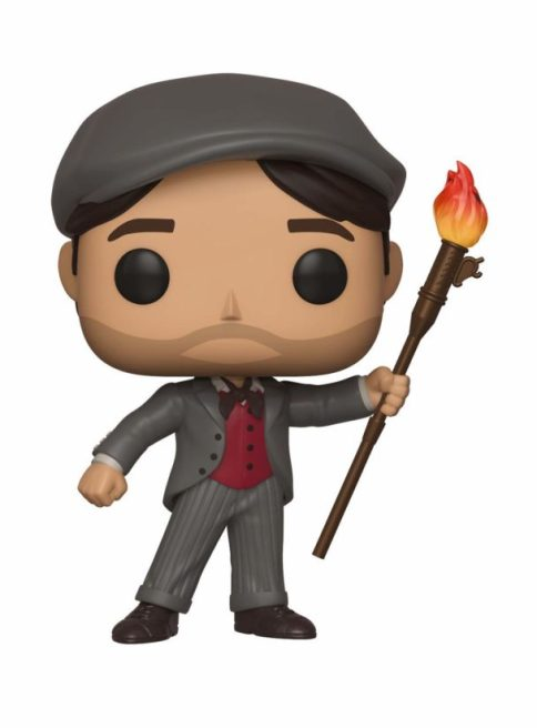 Funko Pop Disney: Mary Poppins - Jack The Lamplighter Collectible Figure, Multicolor