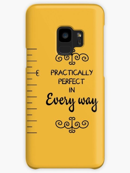 Mary Poppins phone case