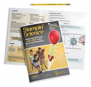 Stompin' Science Book