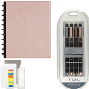Tul planners and writing instruments a favorite of small business owners