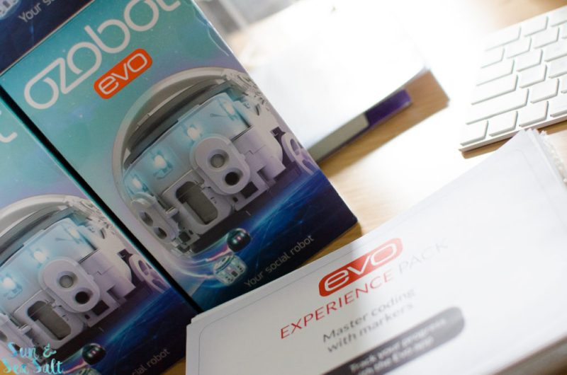The Ozobot Evo Experience Pack helped our Girl Scouts learn the basics of robotics