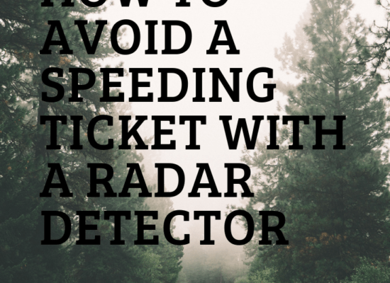 How To Avoid A Speeding Ticket With A Radar Detector