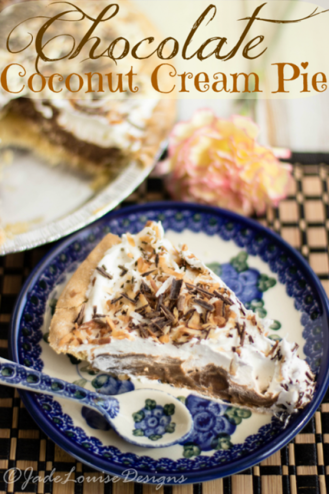 Coconut Cream Pie For Thanksgiving Dessert