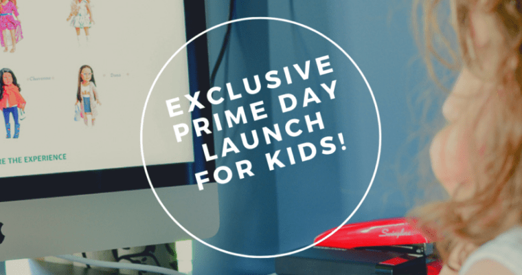 Journey Girls: The Amazon Prime Day Launch For Kids