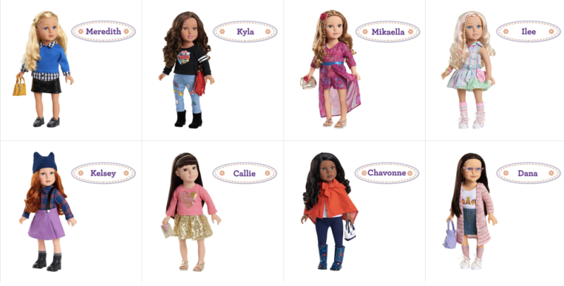 Journey Dolls are the hottest Amazon Prime Day Launch