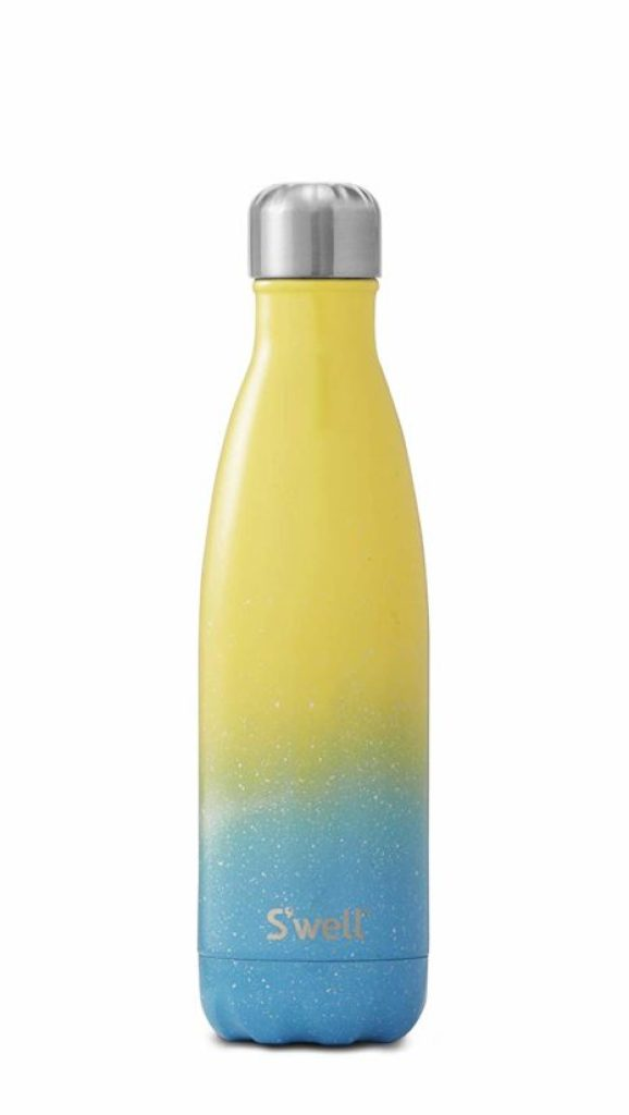 S'well stainless steel water bottle for back to school thirst