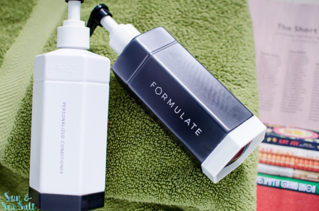 Formulate is a customized shampoo and conditioner that's better for your hair.