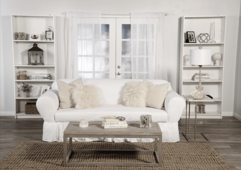 The Slipcover Company can help you redecorate or protect your furniture