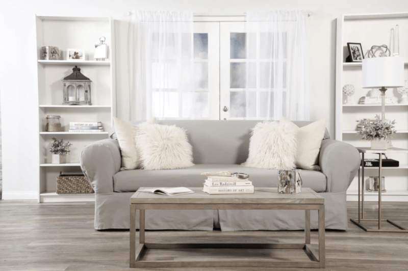Whether you're looking for an extreme change or something subtle for your furniture, check out The Slipcover Company