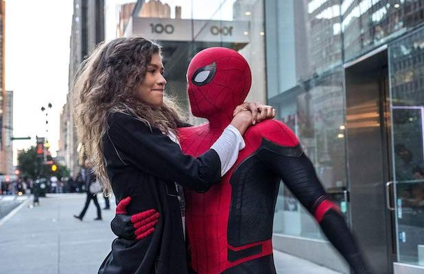 Stuck At Home With Spider-Man: Far From Home