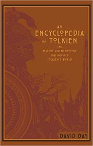 Encyclopedia of Tolkien gift book