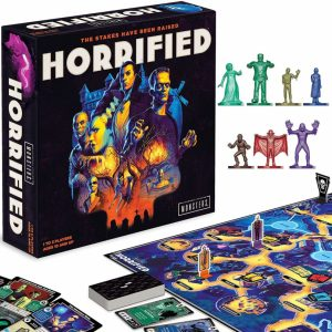 Horrified, the horror movie board game