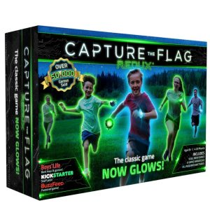 CAPTURE THE FLAG REDUX – LIGHT UP