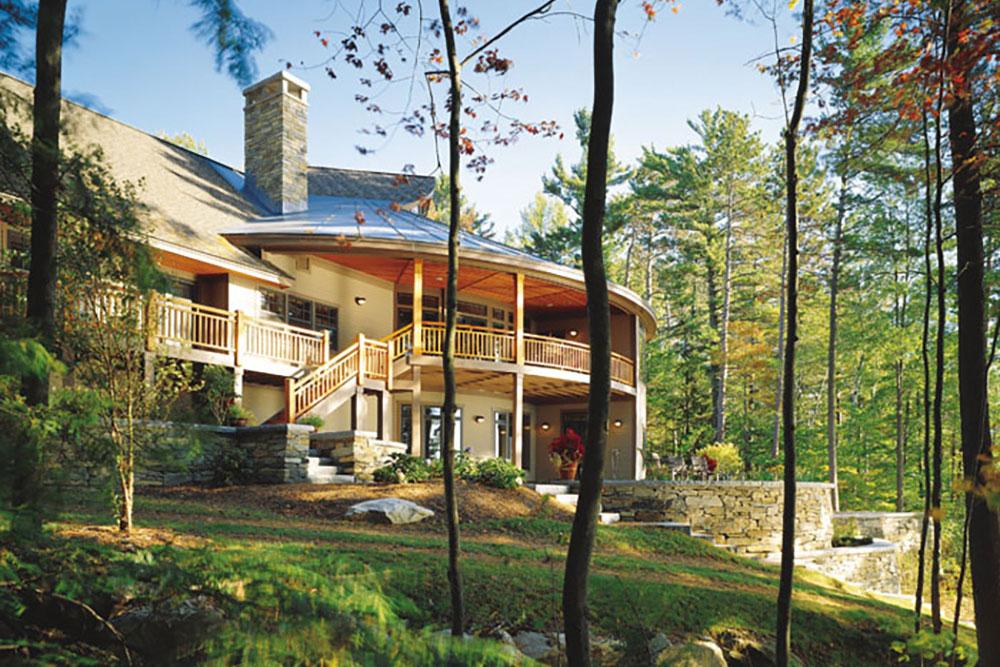 Wutz Lakehouse Northcape Design Build