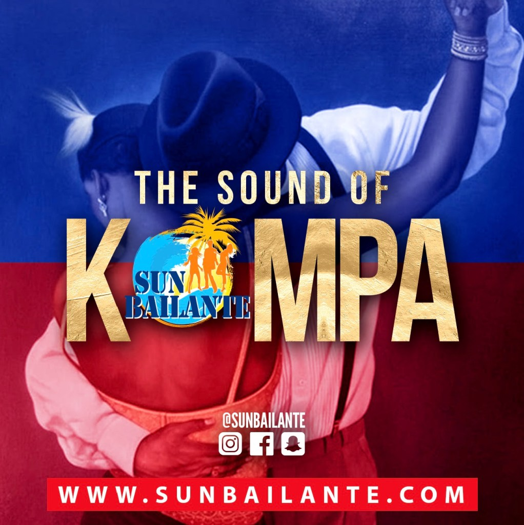 The Sound of Kompa - Mix 2020 - Jay Sun Bailante