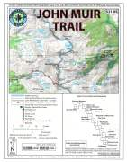 John Muir Trail Map Pack